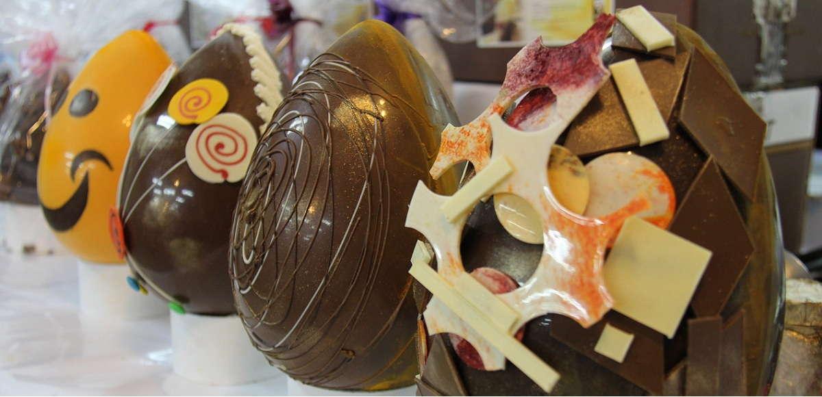 Come utilizzare il cioccolato rimasto delle uova di Pasqua