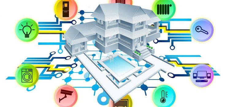 Domotica casa smart
