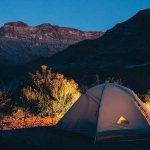 campeggio con famiglia